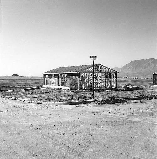 Tract House, Colorado (1969) - Robert Adams