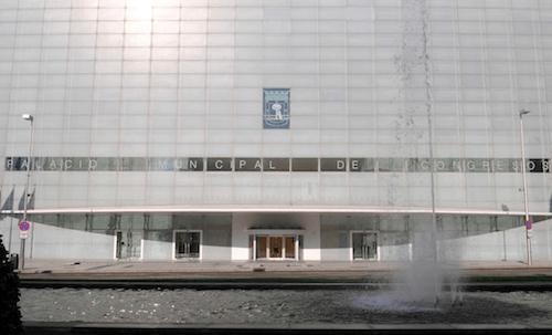 Palacio Municipal de Congresos de Madrid - Ayto