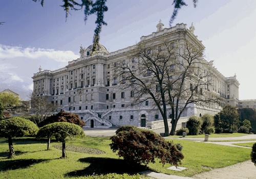 Palacio Real de Madrid - P.H.N