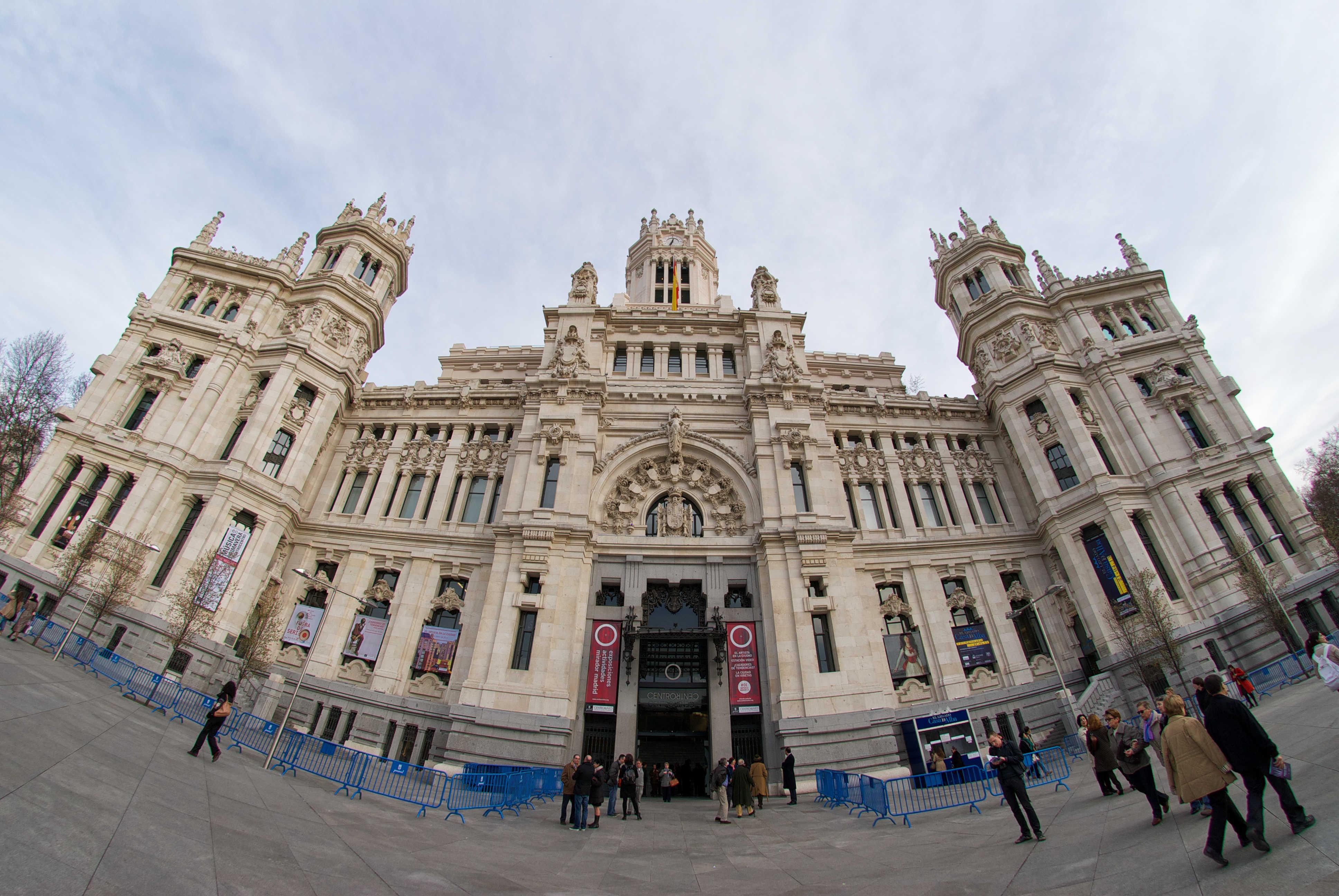Visitas Guiadas Por El Palacio De Cibeles Hasta Octubre De
