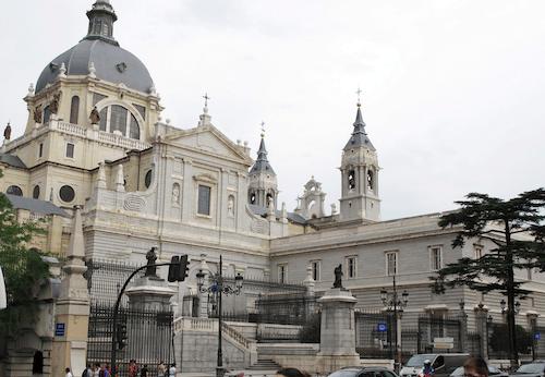 La Catedral de La Almudena - Ayto