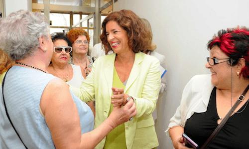 Botella, este martes 24 de septiembre con las mujeres de Retiro - Ayto