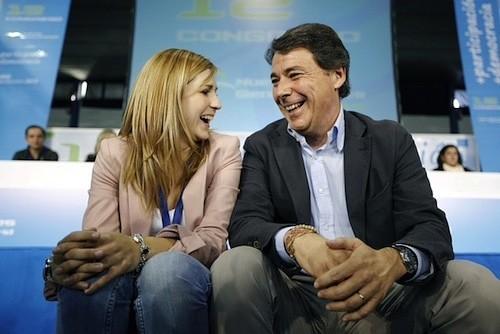 Ana Isabel Pérez e Ignacio González - PP