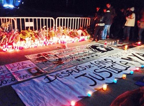 Homenaje a las víctimas del Madrid Arena (@cr1cr1s)