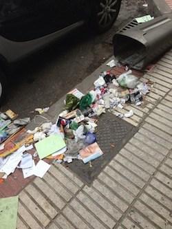 huelga-limpieza-8-noviembre-calle-menorca