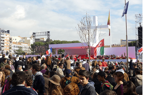 misa familia madrid