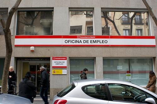 oficina empleo madrid