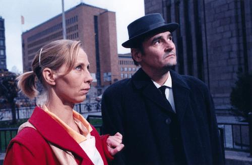 Aki Kaurismäki. Dogs have no hell. Película, 2002