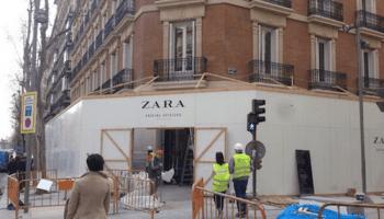 69fd9c696efa7 Este viernes se inaugura el Zara más grande de España en Serrano