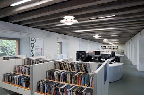 Biblioteca Casa de Fieras de Retiro - Javier Torrijos (Zonaretiro.com)