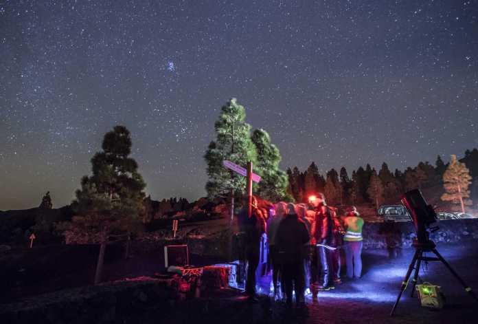 Mirador Astronómico en La Palma - Foto: José Antonio González Hernández