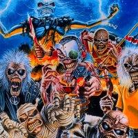 10 cose che probabilmente non sapete sugli Iron Maiden