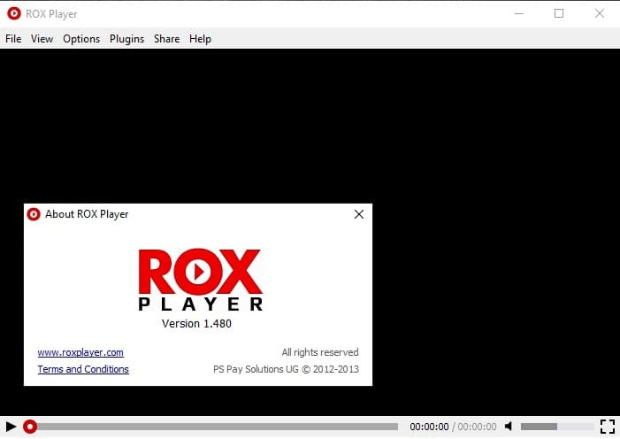Rox Player – Streaming de Torrent
