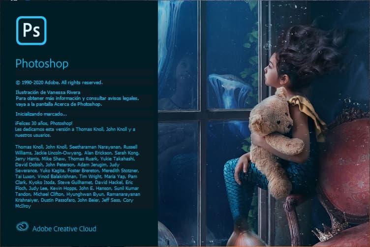 Adobe Photoshop CC 2020 21.1.1 – win/21.0.3 MAC