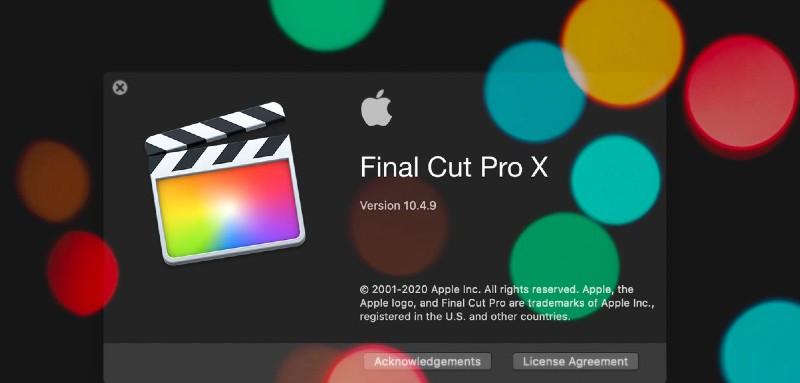 Descargar Final Cut Pro X 10.4.9 [Mac] – Compatible Catalina
