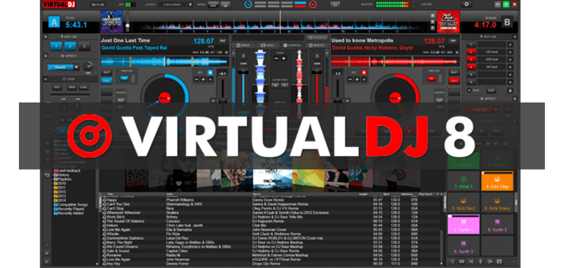 VirtualDJ 8 PRO – v8.5.6067 – Software para DJs