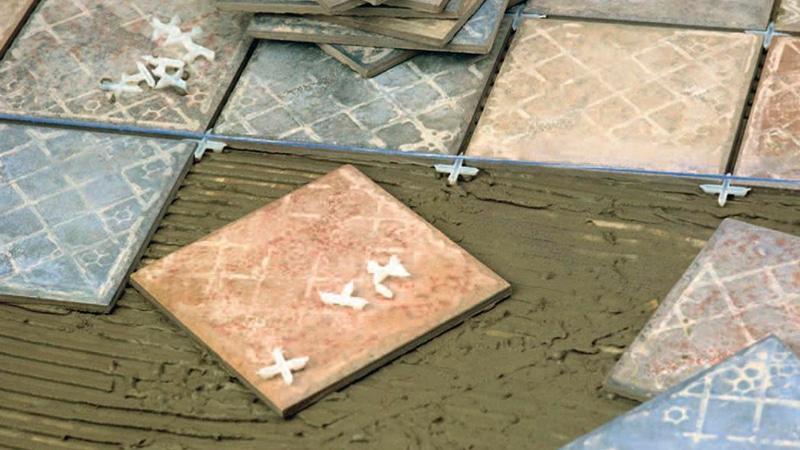 Плиткаларды плиткаға қалай қою керек