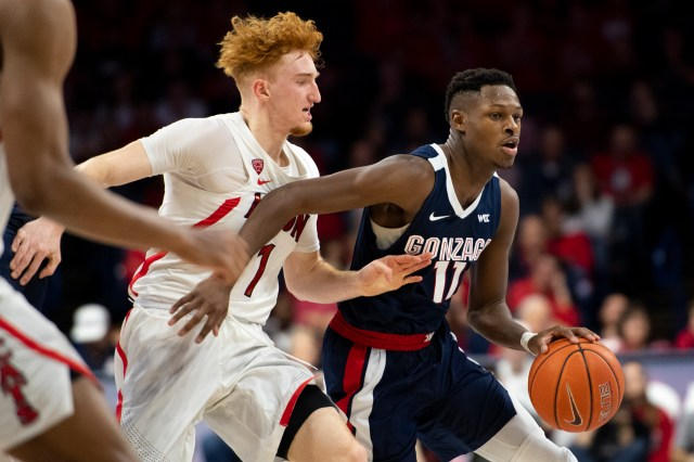 Arizona Basketball goes ice cold from the field in loss to Gonzaga