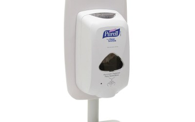 Purell Tabletop Stand Sanitizer