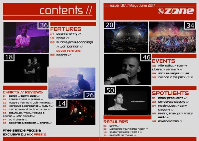 zone_magazine_issue_016_contents_www.zone-magazine.com
