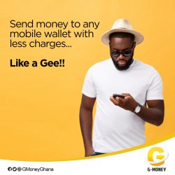 GCB G-Money See How to Register Yourself