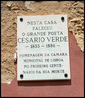 Casa de Cesário Verde - 1855-1886