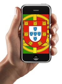 Iphone em Portugal pela Vodafone