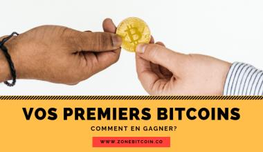 premiers bitcoins, gagner ses premiers bitcoins