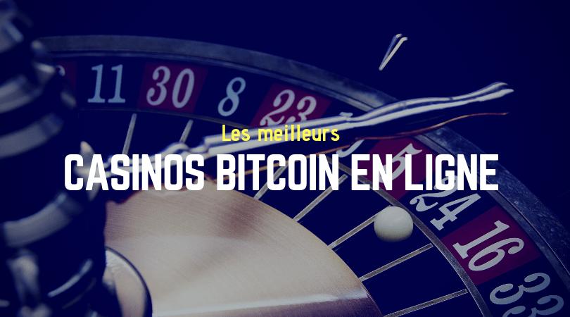 🎲 Les 5 meilleurs casino en bitcoin