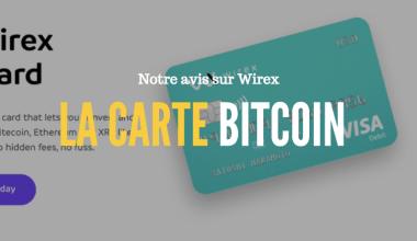 Wirex Karte.Carte Bancaire Bitcoin Avis De La Carte Crypto Pay Zone Bitcoin