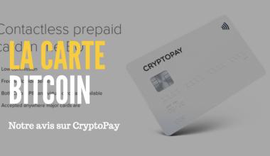 carte bancaire bitcoin cryptopay
