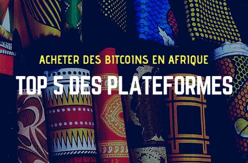 acheter des bitcoins en afrique