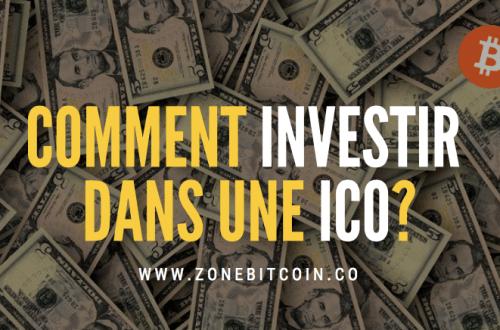participer et investir dans une iCO
