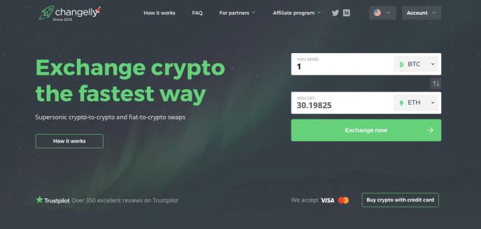 comment échanger ses bitcoins changelly