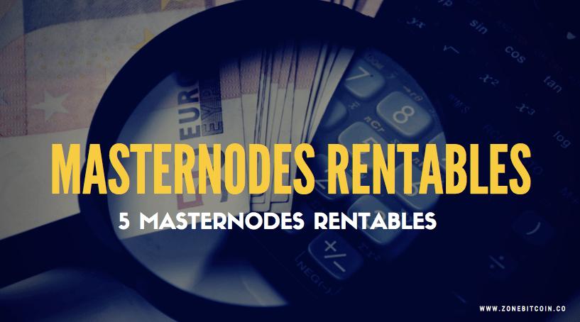 masternode rentable