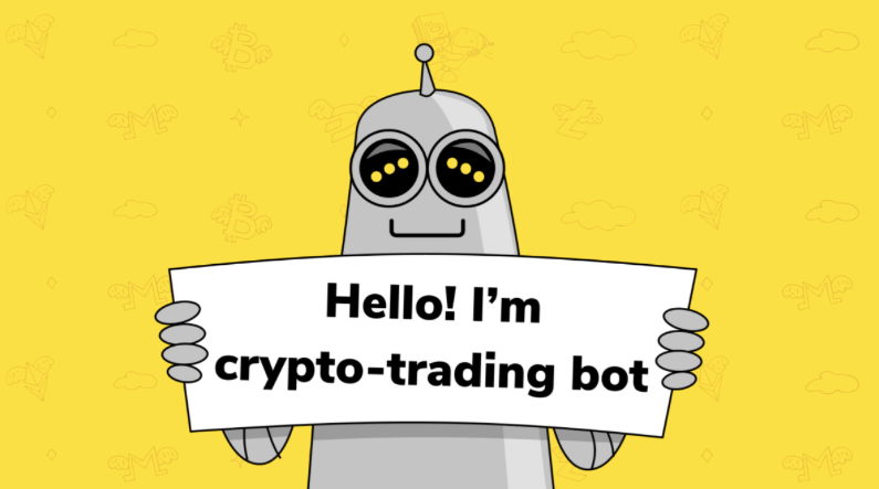 CRYPTO-TRADING ROBOT AUTOMATIQUE