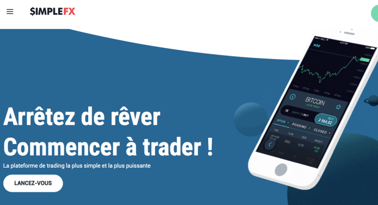 application d trading de cryptomonnaie bitcoin