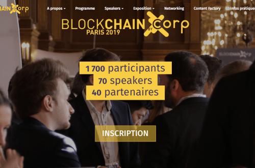 conférence blockchain 2019