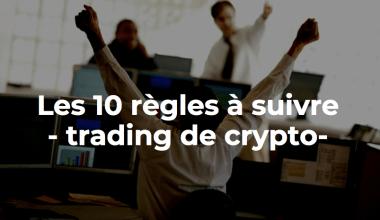 trading de crypto débutant