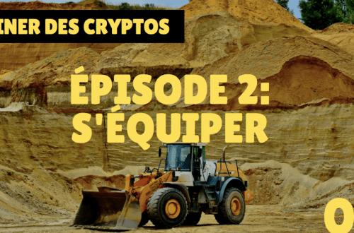 miner des cryptomonnaies et acheter appariels de minage