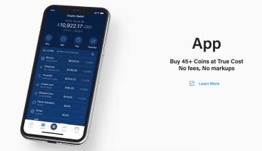 app d'investissement crypto.com