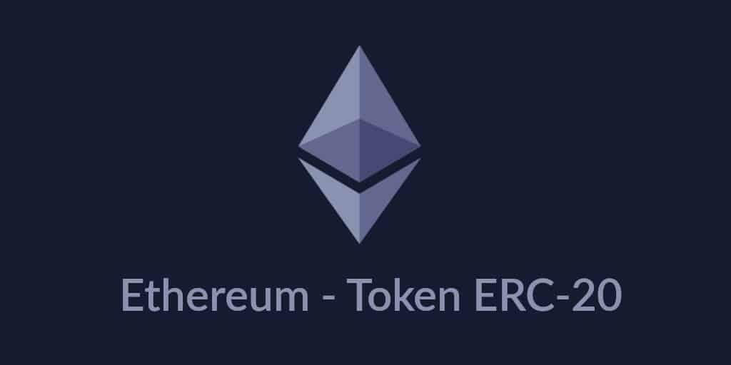 C'EST quoi un token ERC 20 ethereum