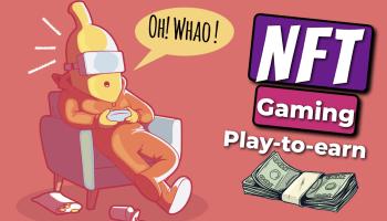 Play to earn blockchain : Les jeux qui cartonnent pour gagner des cryptos!