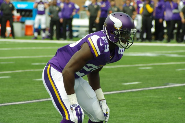 Rhodes is a big, physical corner and an important part of an improving secondary. (Photo credit: Cumulus Media)