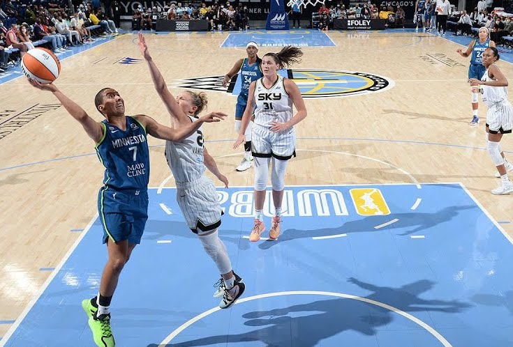 The Stage is Set: Lynx Host Chicago Sky to Begin WNBA Playoffs | Zone Coverage