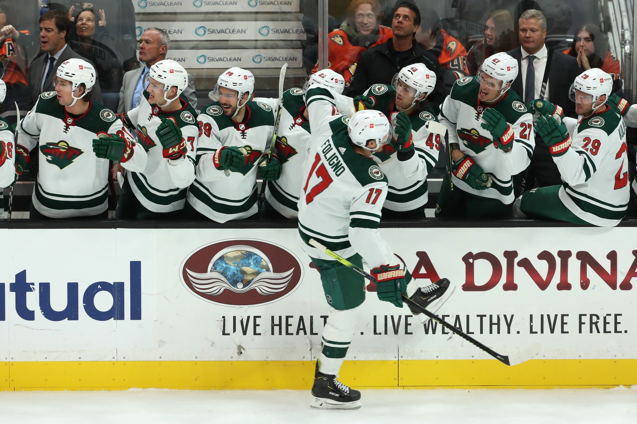 Depth and Newcomers Carried the Wild This Weekend | Zone Coverage