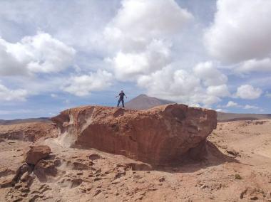 Hauts plateaux Bolivie