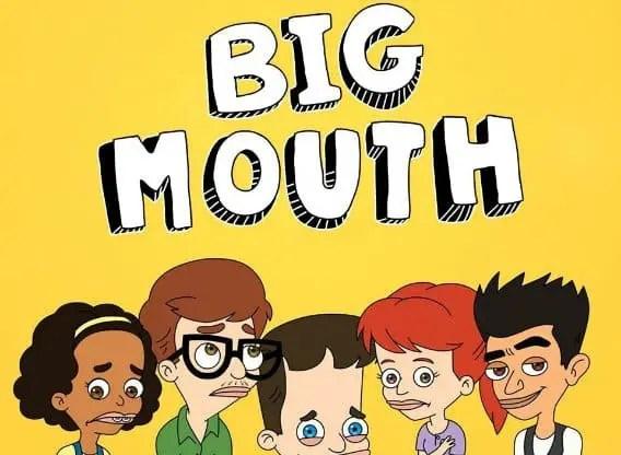 temporada 3 de big mouth