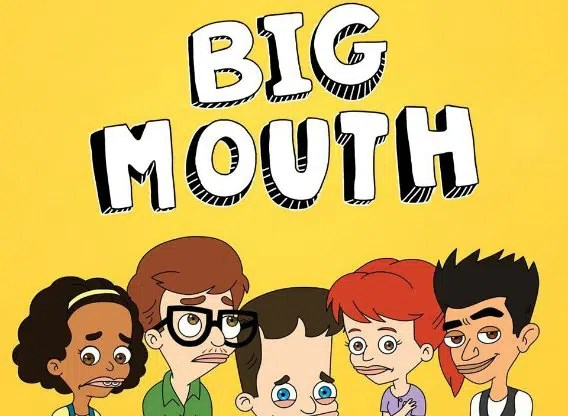 temporada 3 de big mouth