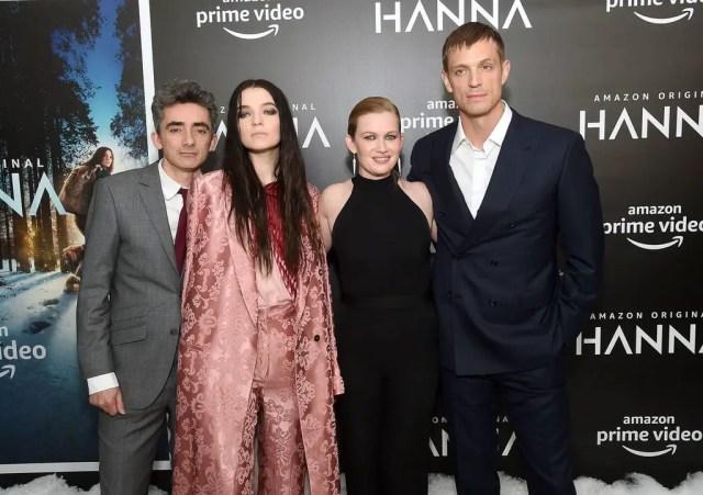 Hanna serie reparto